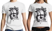 "Image of T-Shirt ""scars & phobias"" (men)"