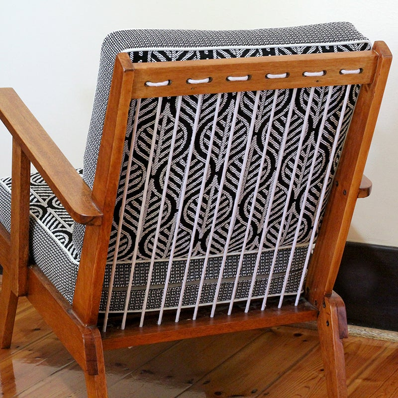 Image of Borders Chair (Rope Back)
