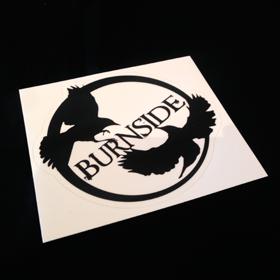 Image of Burnside Sticker