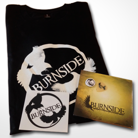 Image of Burnside Merch Pack