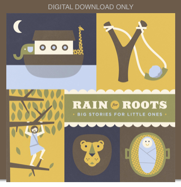 Image of Big Stories For Little Ones (Digital Album Download)