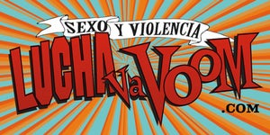 Image of Lucha VaVOOM Sticker
