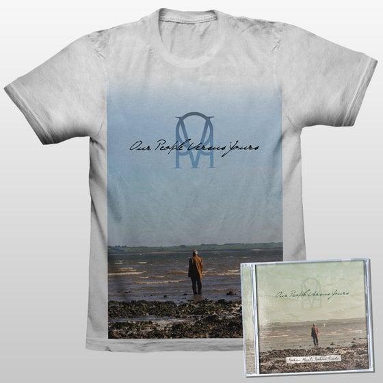 Image of 'Machine Hearts Machine Minds' - CD + T-shirt Bundle