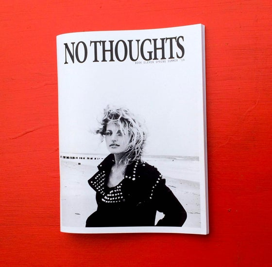 Image of NO THOUGHTS 11
