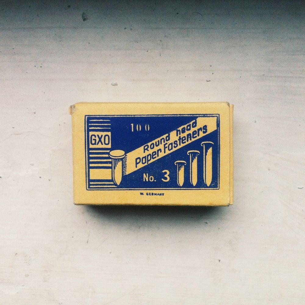 Image of Vintage Paper Fasteners
