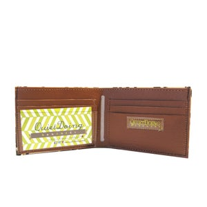 Image of Scatter ) Bifold Wallet