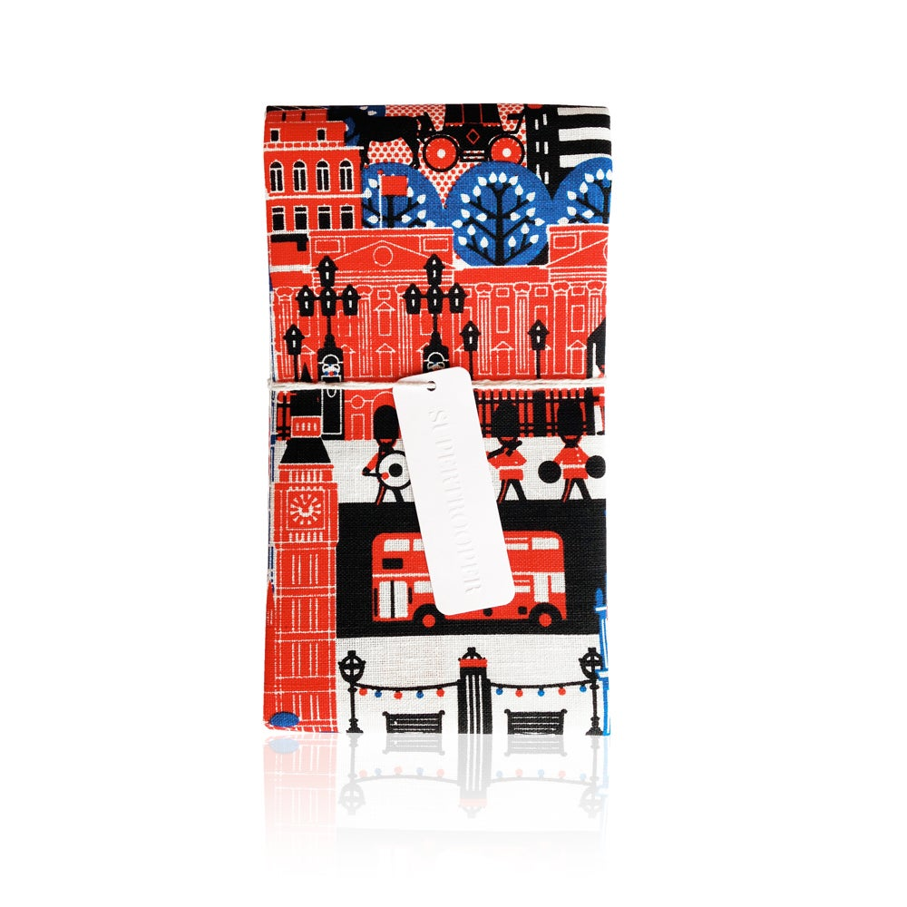 Image of London Tea Towel Super Places Collection