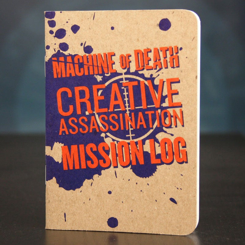Image of Creative Assassination Mission Log