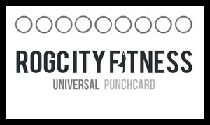 Image of Universal Punch Card