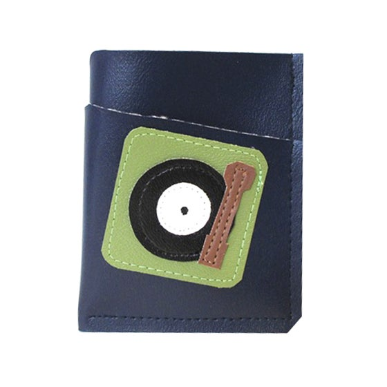 Image of Turntable ) Mini Card Wallet
