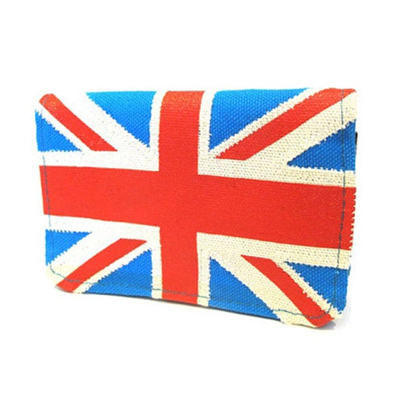 Image of UnionJack ) Slim Wallet