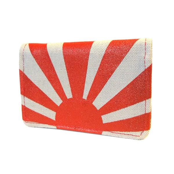 Image of RisingSun ) Slim Wallet