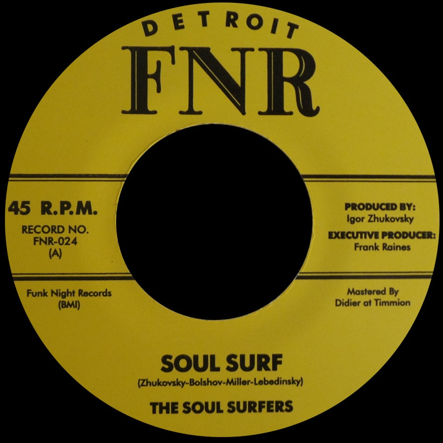 Image of FNR-024 THE SOUL SURFERS