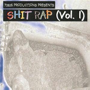 Image of Various – Shit Rap (Vol. 1)