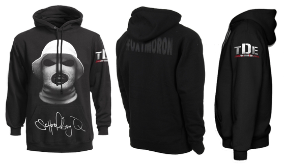 Image of Oxymoron Album Hoody