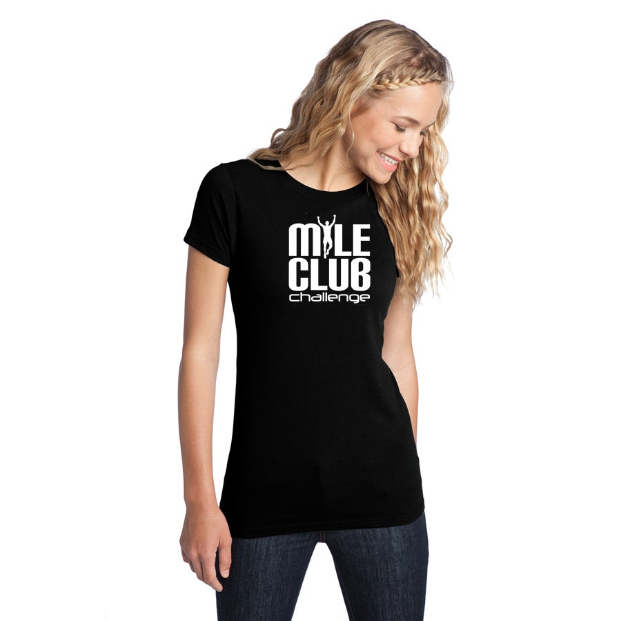 Image of Mile Club Ladies Cotton Tee