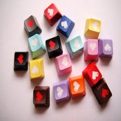 Image of 8-Bit Heart Keycap [SINGLE]