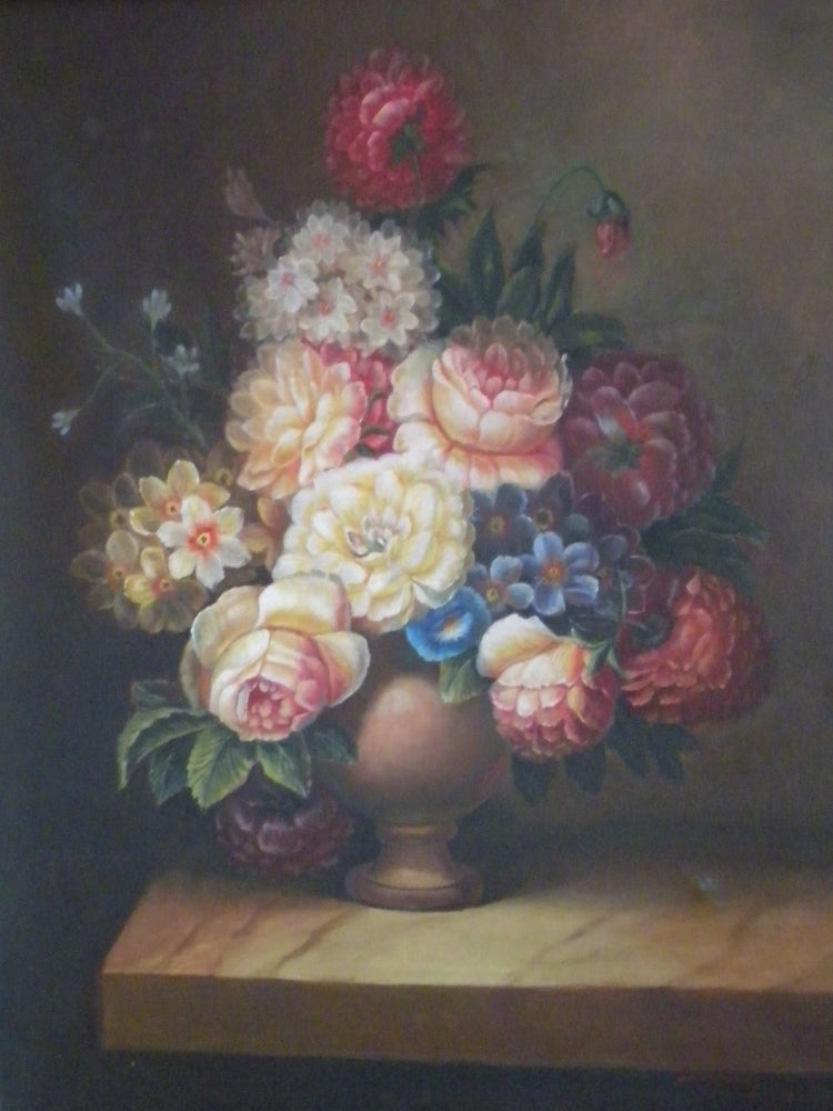 Image of Vintage Oil Painting