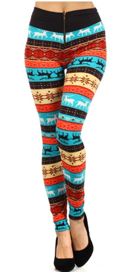 Image of Ladies - Fleece Leggings