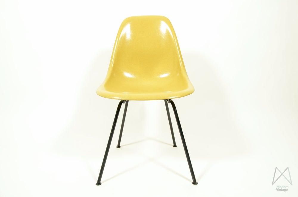 Image of Eames Herman Miller DSX Ochre Light