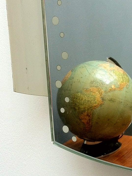 Image of Illuminated Mirror by Ernst Igl