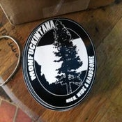 Image of Sticker: High, Wide and Handsome Ponderosa