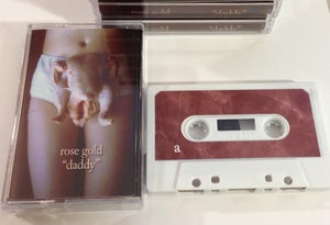 "Image of Rose Gold ""Daddy"" EP"