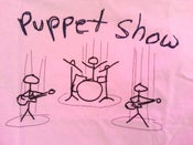 Image of Men's T-shirts (PUPPET SHOW)
