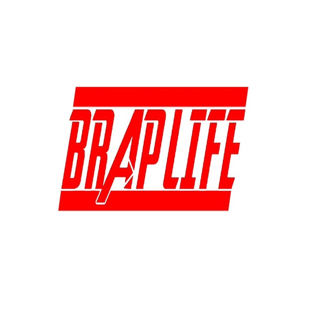 braplife — BRAP LIFE logo sticker: braplife.bigcartel.com/product/brap-life-logo-sticker