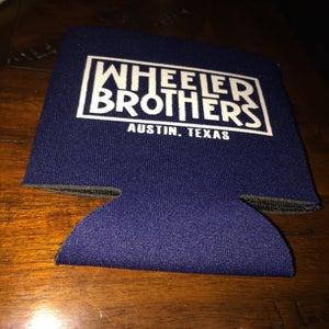 Image of Wheeler Brothers Koozie