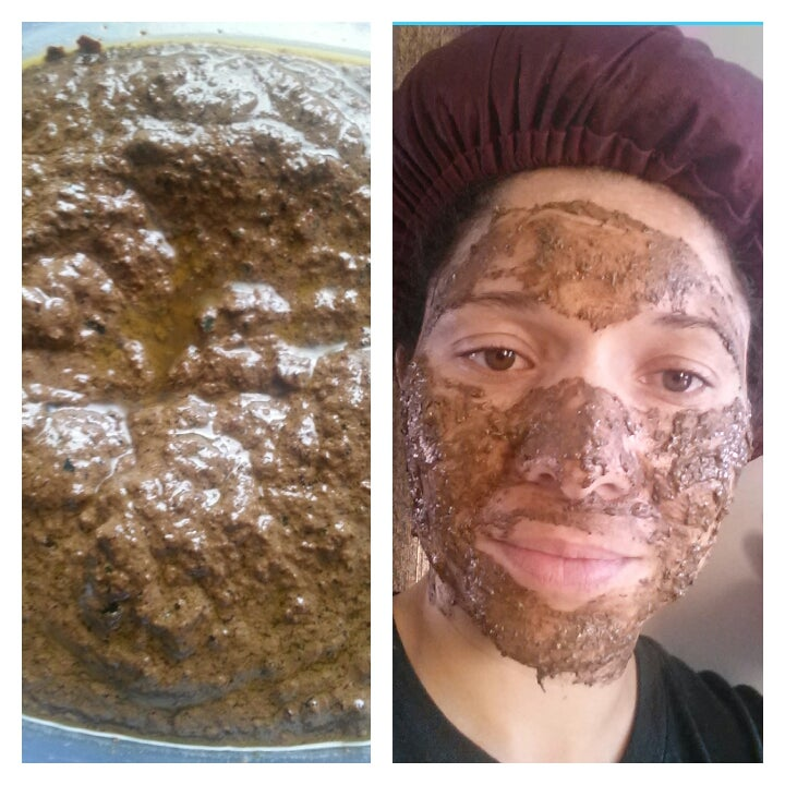 Image of MiMi's Natural Beauty Face Mask
