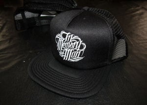 Image of In Memory of Man - Trucker Hat Logo