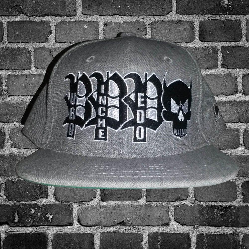Image of PPP Logo skull cap/Black