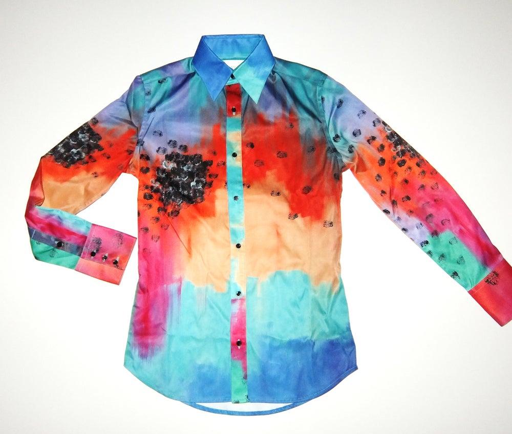 Image of Rainbow Men Regular Shirt