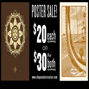 Image of Poster Sale Combo