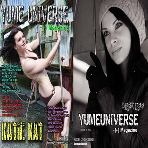 Image of YUMEUNIVERSE.COM Magazine Issue #1 Spring 2014