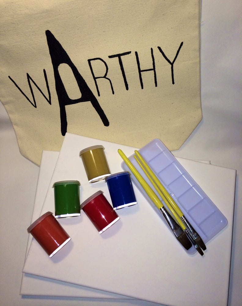 Image of Freestyle Painting Kit