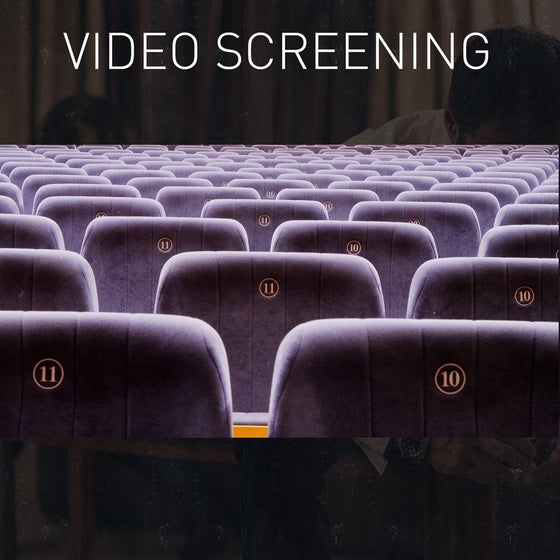 Image of Invitation to an exclusive video screening on the next video
