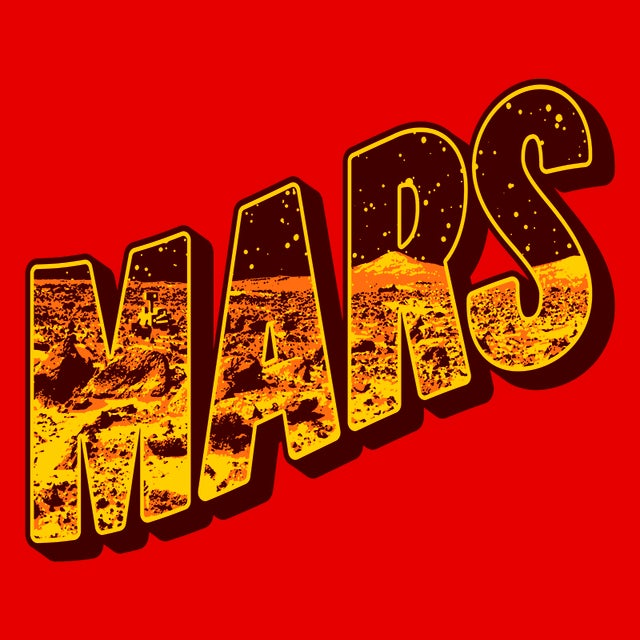 Image of Welcome to Mars