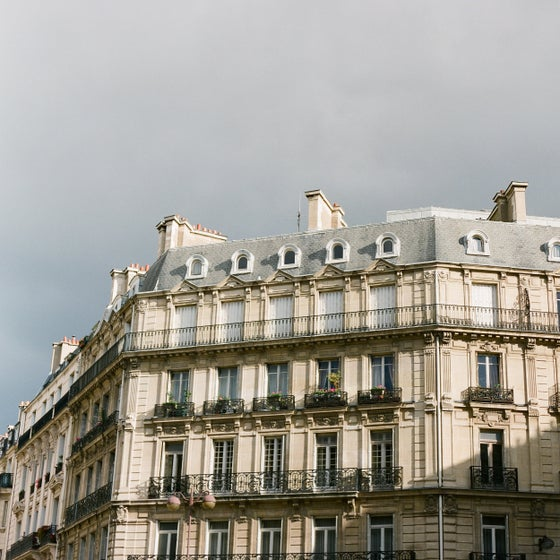 Image of Sunshine in Paris