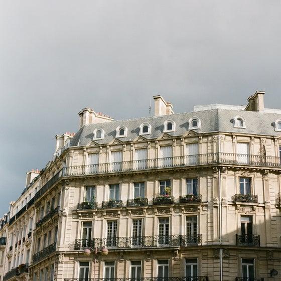 Image of Sunshine in Paris