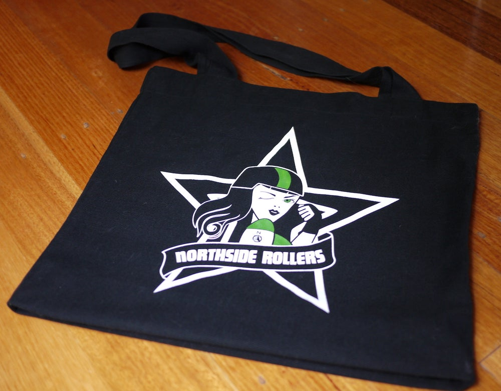Image of Tote Bag (old logo)