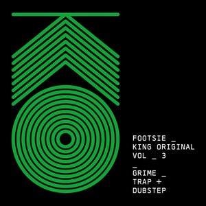 Image of Footsie - King Original Vol 3 CD