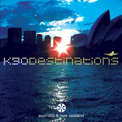 Image of K90 - Destinations (CD Album - Mixed)