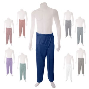 Image of Extra Light Weight Rayon (Silk effect) Thai Fisherman Pants