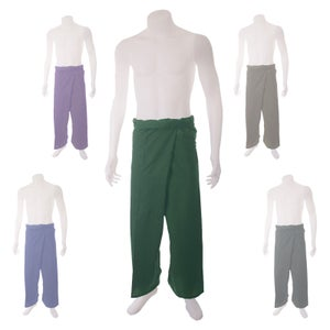 Image of Light Weight Cotton, Super Soft Thai Fisherman Pants
