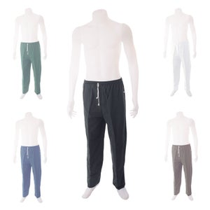Image of Heavy Weight Thick Cotton Baggy Trouser - Elasticated Waist.