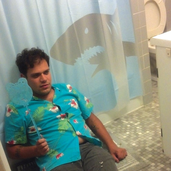 Image of Jeff Rosenstock - I Look Like Shit