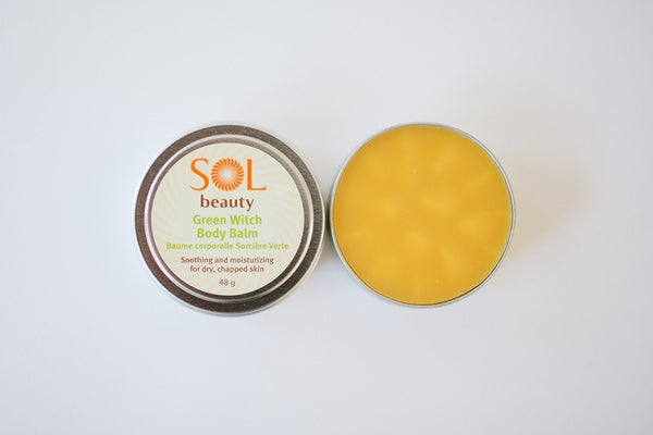 Green Witch Body Balm - Sol  Beauty