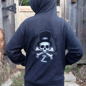 Image of Zoltron Zipper Hoodies!